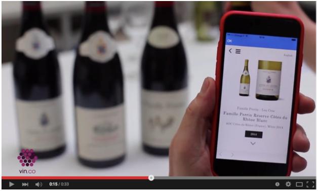 Shazam QR Codes Vin Vincod vin.co