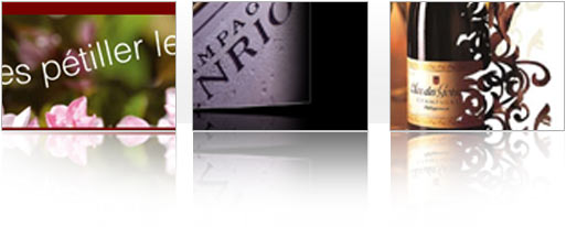 Boizel, Henriot, Philipponnat, Champagne